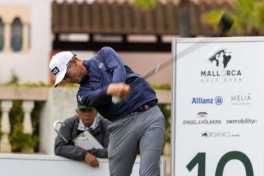 Mallorca Golf Open, Wilco Nienaber.