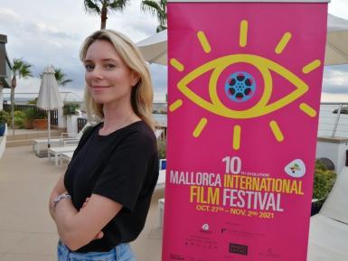 Evolution! Mallorca International Film Festival director and founder Sandra Lipski.