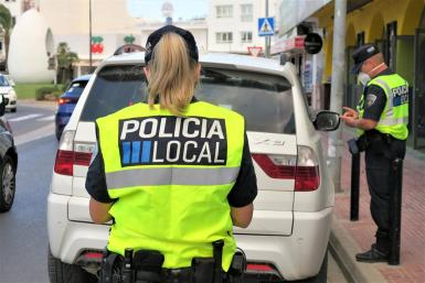 Some municipalities struggle with their police resources.