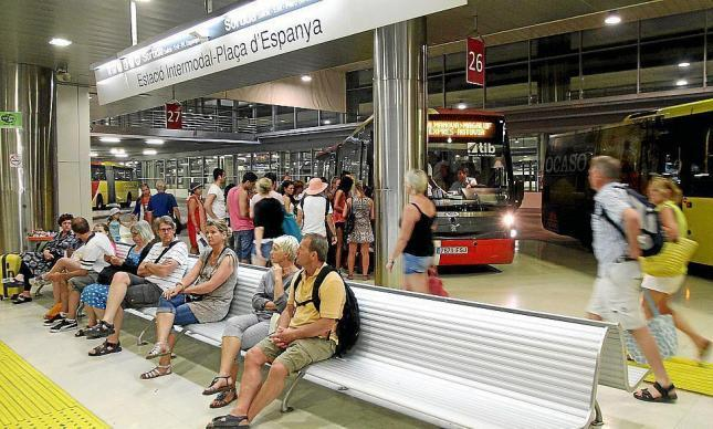 "Forty per cent of buses in Majorca are ""obsolete"""