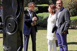 Miró sculptures for Marivent Palace gardens