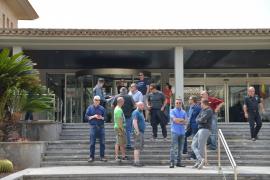 Showdown talks today on Calvia noise limiters