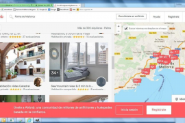 Airbnb travellers in Majorca up 90% in 2016