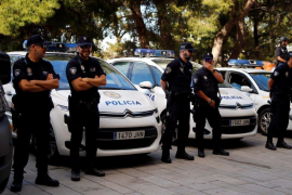 Mass deployment of local police in Palma resorts this summer