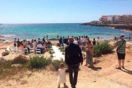 Terraferida attacks beach weddings