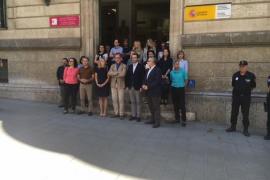 Majorca and Spain condemn the Manchester terror attack