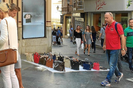 Palma councillors still at loggerheads over street selling