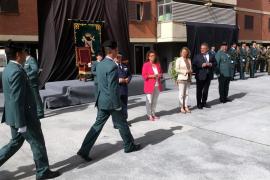Guardia Civil celebrates its 173rd anniversary