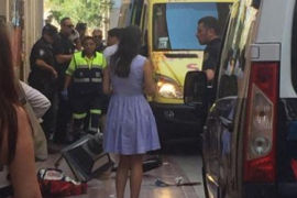 German boy critical after lamp falls on him in Palma