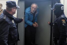 Cursach is transferred to Valencia prison