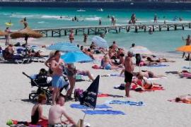 Playa de Muro suffering from lack of police