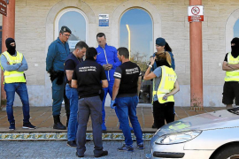 Eleven arrests in new Alcudia drugs operation