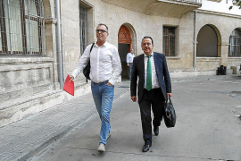 Horrach steps down as defence lawyer in Cursach case