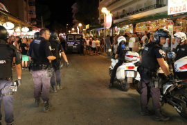 Union blames town hall for Playa de Palma police shortage