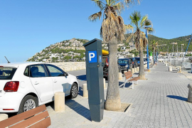 Opposition to Puerto Andratx car parking payment