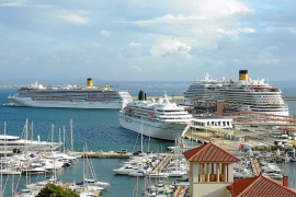 Palma port developments for improved cruise ship service