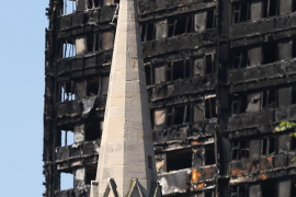 After deadly London tower block fire, local council chief resigns