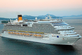17,000 cruise passengers to flock into Palma today with six liners sailing in
