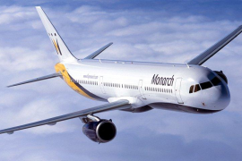 Monarch to extend flight schedule next year
