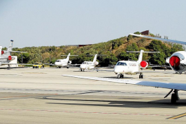 Private jet flights using Palma up by 15% this year