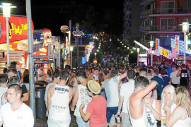 "Drunken tourism ""very much in the minority"""