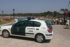 Swimmer hurt in Colonia Sant Jordi shark encounter
