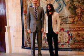Armengol says the King fully understands Balearic problems