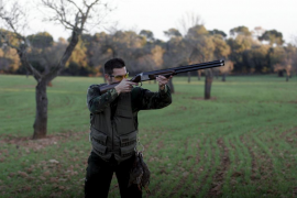 Hunters to the fore in defending rural life