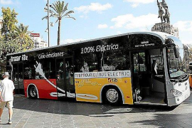 Electric buses to be trialled in Majorca