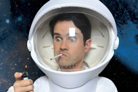 Jimmy Carr looking forward to appearing in Palma