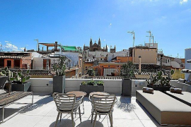 Value of hotels in Palma's centre is shooting up