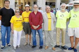 Palma rally in support of Catalan independence