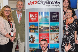 New Palma 365/Jet2 city-break promotion