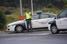 Another road fatality in Son Serra de Marina