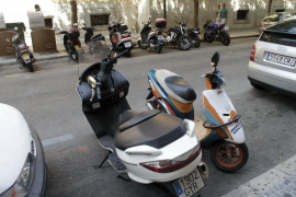 Noguera quashes Palma plan for motorcycle parking payment