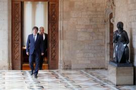 Barceló calls for mediation as Puigdemont prepares independence declaration