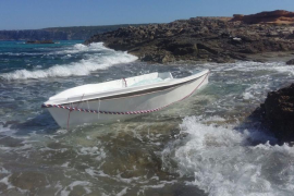 Seventeen more illegal immigrants caught in Balearic waters