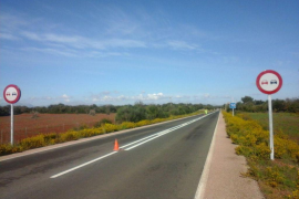 New road safety measures for Son Serra black spot