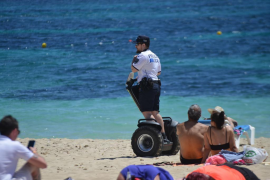 Tasers for Calvia police?