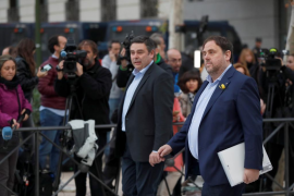 Prison for Junqueras and other ex-Catalonia ministers