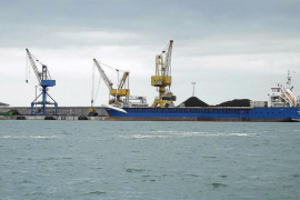 Alcudia port cement plant given authorisation