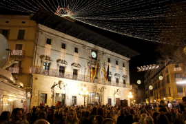 Reserve your prime spot for the switching-on of Palma Christmas lights