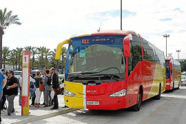 Drive to boost Palma airport bus passengers