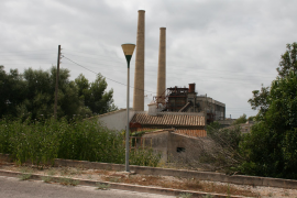Endesa wants power station to be declared a ruin