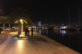 Man dies after falling into the sea in Palma