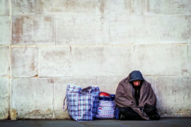 Special procedures for the homeless as cold front bites