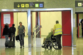 Airport caters for 145,000 passengers with mobility needs