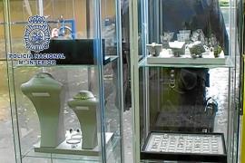 90,000 euros value of stolen goods at Palma shops