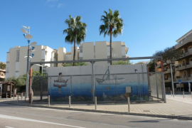 Urban art route for Cala Millor