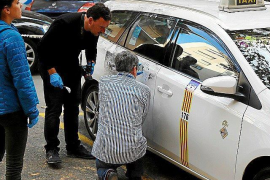 Additional security for Palma's taxi drivers